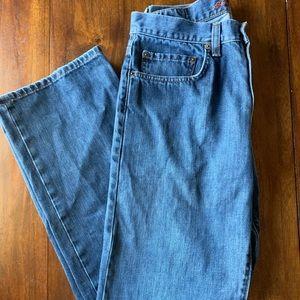 Eddie Bauer Denim Jeans Straight Fit